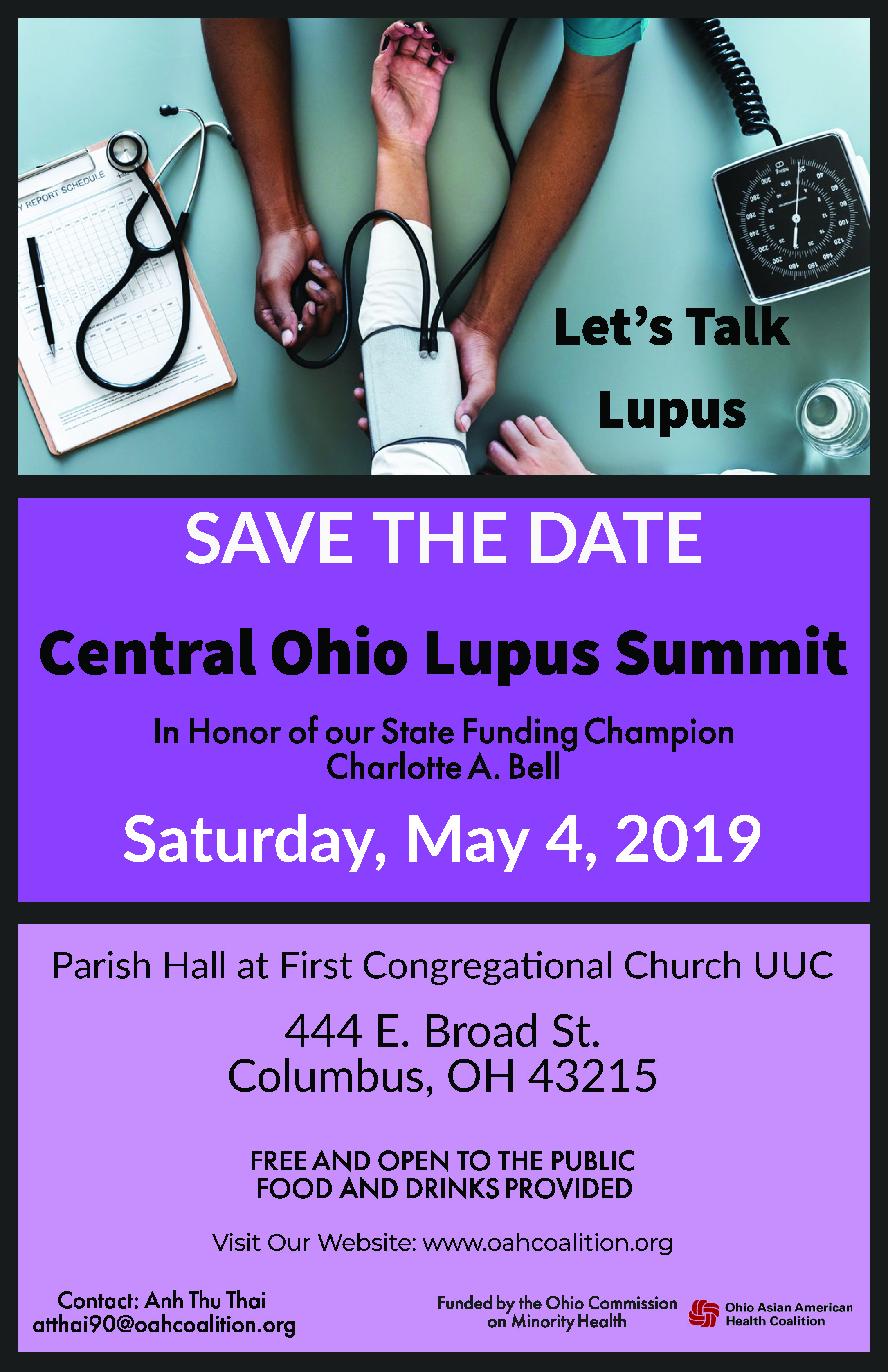 Lupus Summit 2019